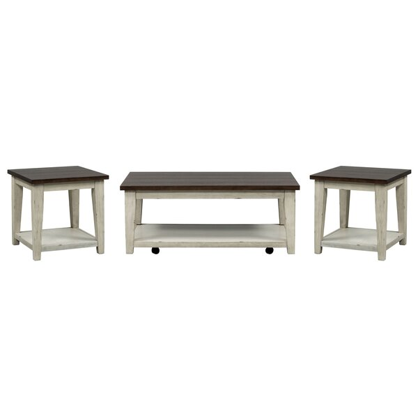 Yother 3 Piece Coffee Table Set by August Grove