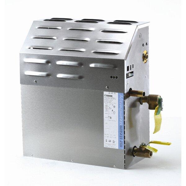 eTempo 6 KW 208V 1PH Steambath Generator by Mr. Steam