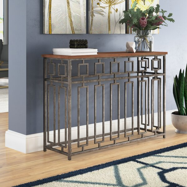 Eagarville Console Table By Ivy Bronx