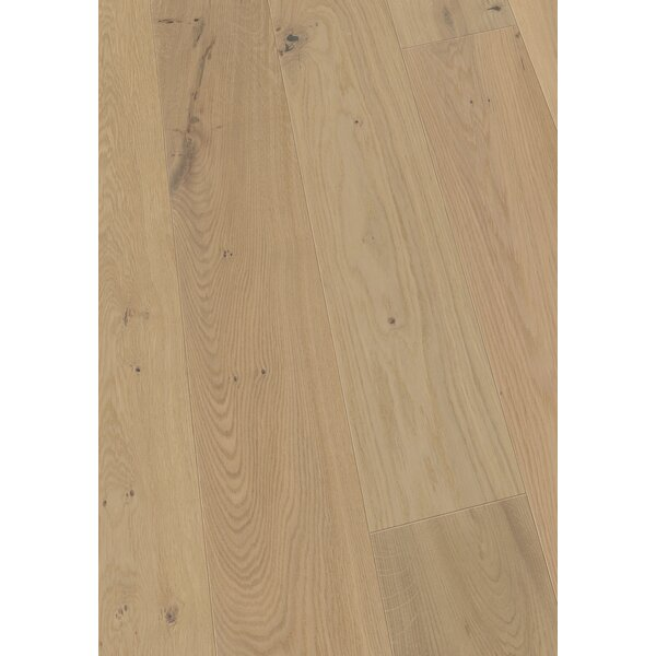 7.5 Engineered Oak Hardwood Flooring in Brushed Parfait by Maritime Hardwood Floors