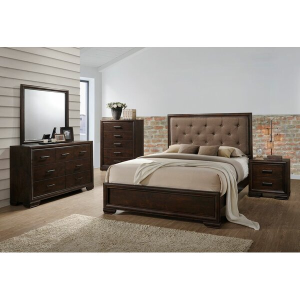 Wethington Queen Standard 5 Piece Bedroom Set by Gracie Oaks