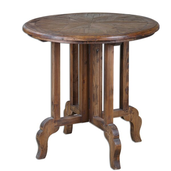 Manuel End Table By August Grove