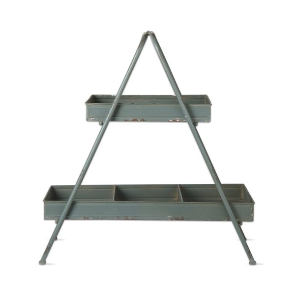 2-Tier Garden Plant Stand by TAG