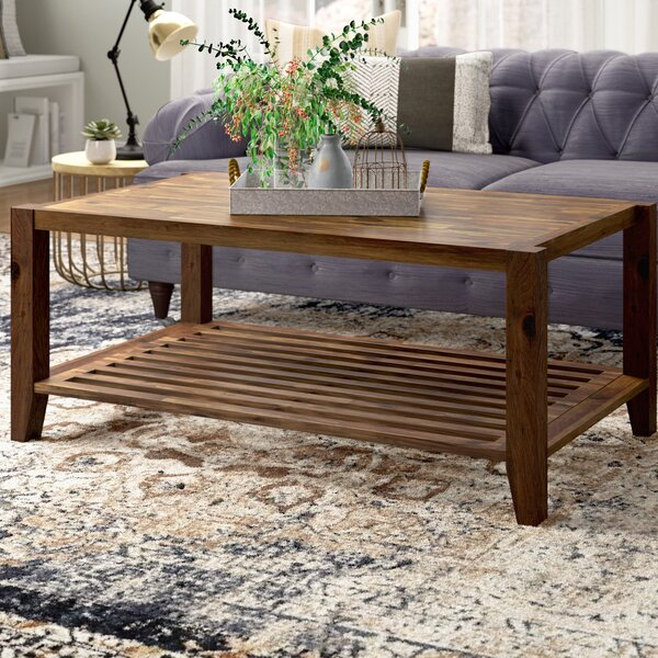 Athena Coffee Table by Laurel Foundry Modern Farmhouse