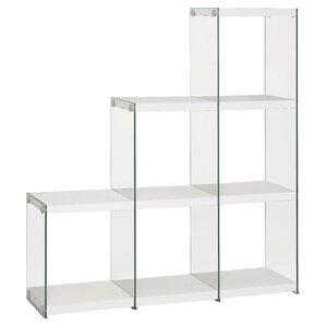 """52"""" Accent Shelves Bookcase"""
