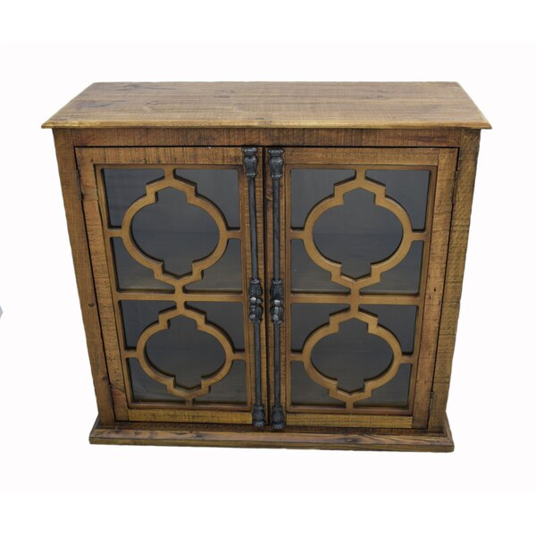 Finchley 2 Door Accent Cabinet by One Allium Way One Allium Way
