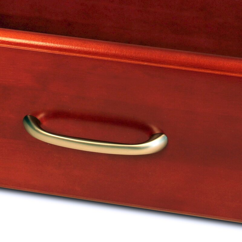 LOT OF 2 NEW W// FREE SHIPPING!! 16 INCH MOHAGANY DRAWER SLIDE-WOOD