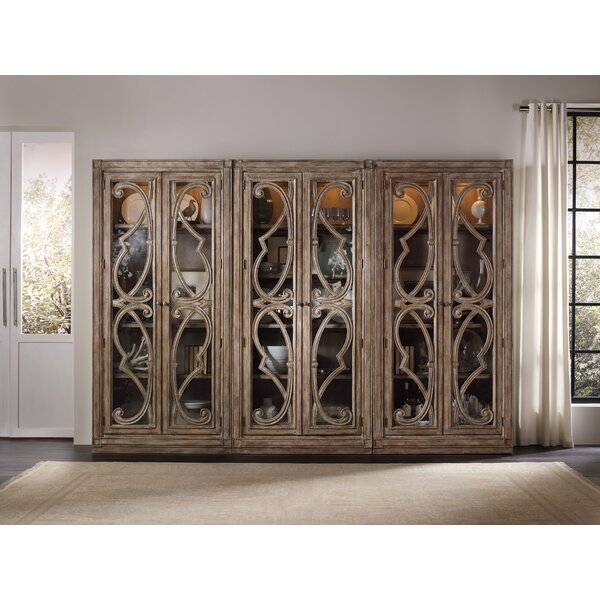 Solana Lighted Curio Cabinet by Hooker Furniture