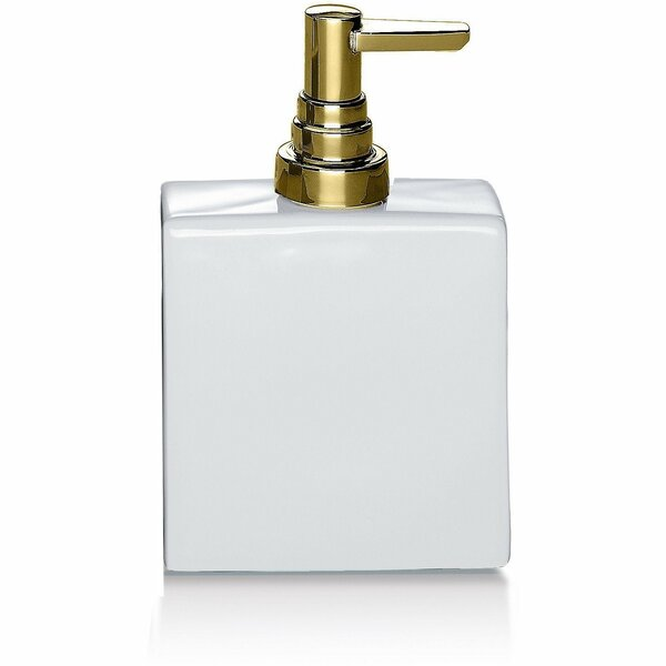 Hennessy Porcelain Pump Soap and Lotion Dispenser by Mercer41