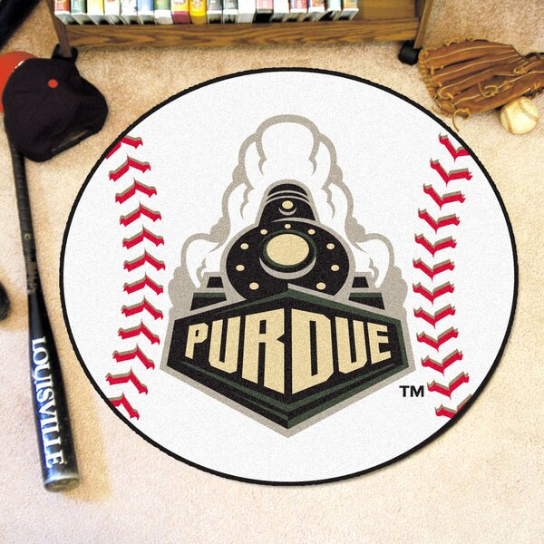 NCAA Purdue University Baseball Mat by FANMATS