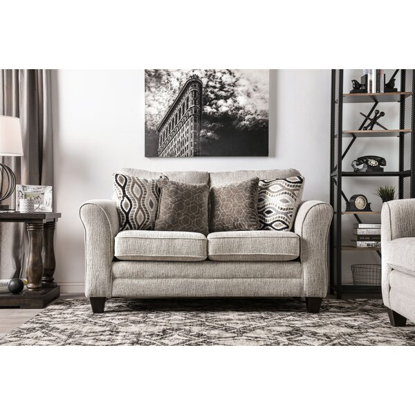 Barto Loveseat by Darby Home Co