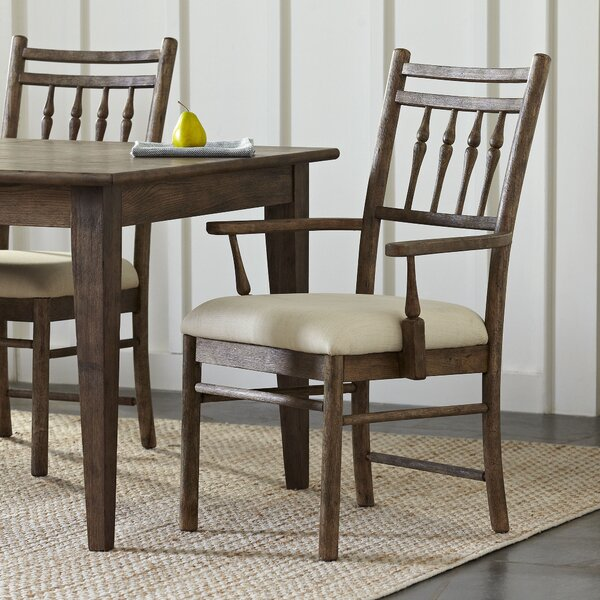 Riverbank Upholstered Dining Chair By Birch Lane™ Heritage Birch Lane™ Heritage