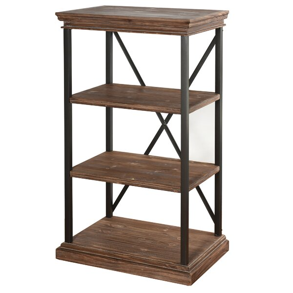 Josiah Standard Bookcase by Gracie Oaks