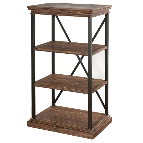 Josiah Standard Bookcase by Gracie Oaks