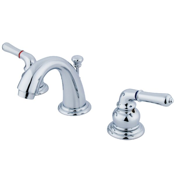 Magellan Widespread Bathroom Faucet with Drain Assembly