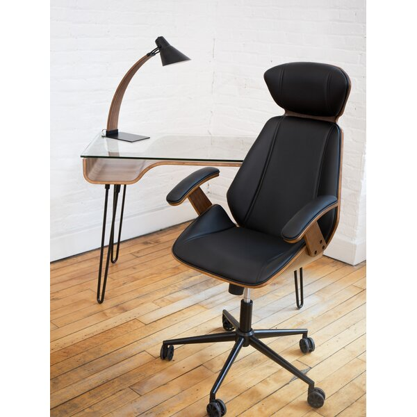 Lariat Desk Chair by Corrigan Studio