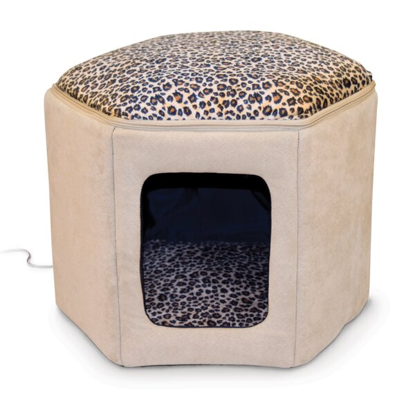 Thermo-Kitty Heated Sleep House by K&H Manufacturing