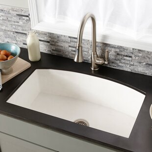 White 30 Inch Farmhouse Sink | Wayfair