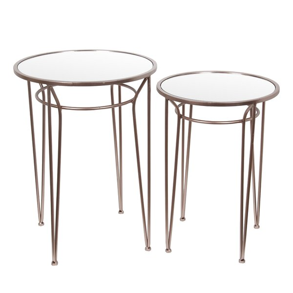 Annalee 2 Piece Nesting Tables by Ivy Bronx