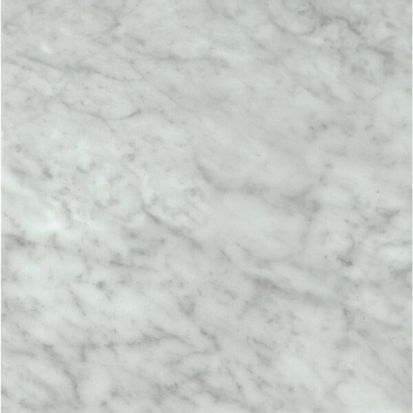 Alterna Classic Carrera 12 x 12 x 4.064mm Luxury Vinyl Tile in Marble Gray by Armstrong Flooring