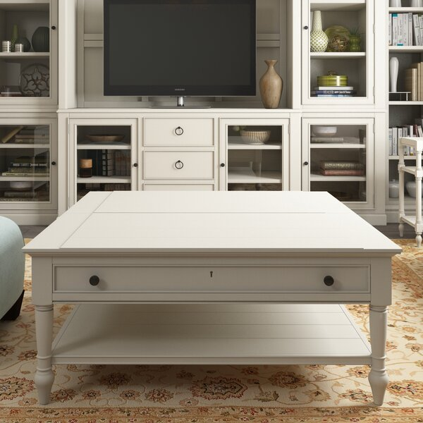 Payton Coffee Table with Lift Top by Canora Grey