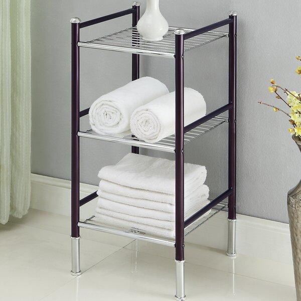 Galasso 14 W x 29.5 H Bathroom Shelf