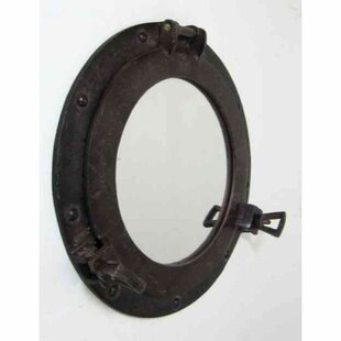 Breakwater Bay Deshazo Porthole Accent Mirror