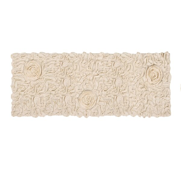 Bell Flower Bath Rug by Ess Ess Exports
