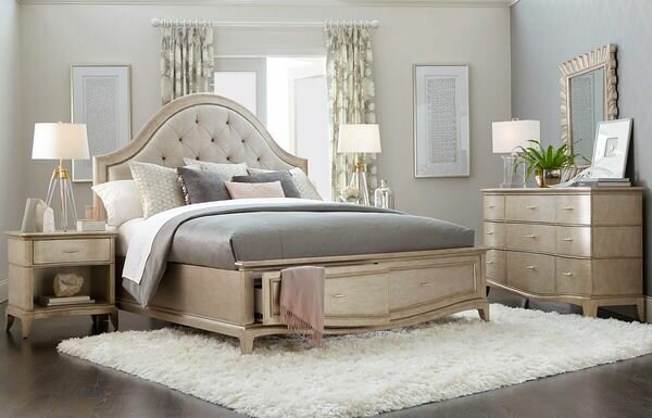 Stanmore 9 Drawer Dresser with Mirror by Rosdorf Park