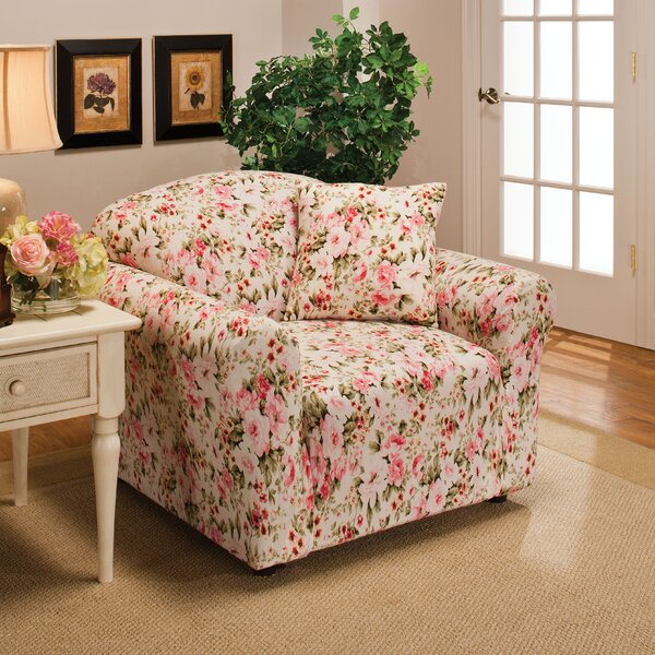 Florence Box Cushion Armchair Slipcover by Madison Home