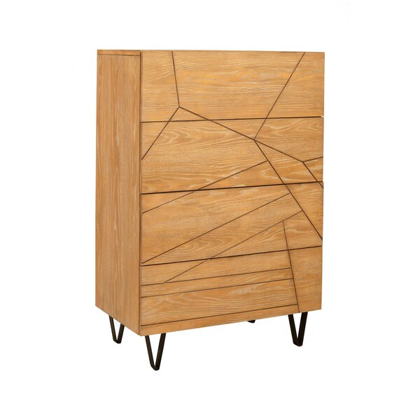 Benjamin 4 Drawer Chest by Langley Street