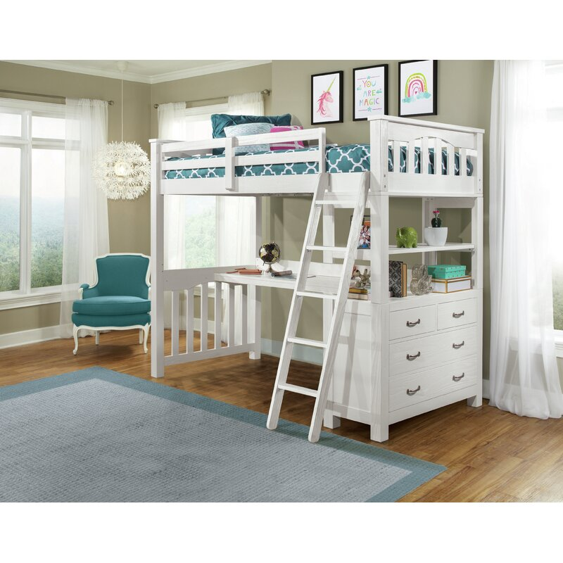 Greyleigh Bedlington Loft Bed With
