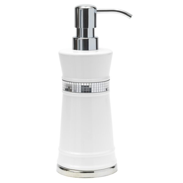 Radiance Soap & Lotion Dispenser by Sweet Home Collection
