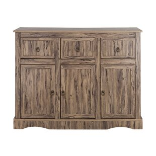 Brents 3 Drawer 3 Door Accent Cabinet