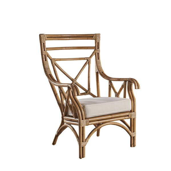 Plantation Bay Wingback Chair by Panama Jack Sunroom Panama Jack Sunroom