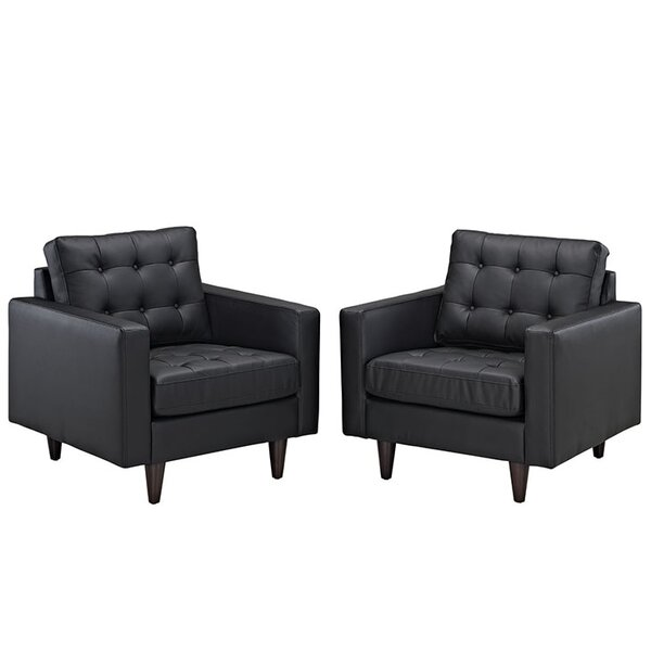 Warren Club Chair (Set of 2) by Langley Street