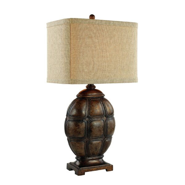 Archmont Ancient Tortoise 31.5 Table Lamp by Bay Isle Home
