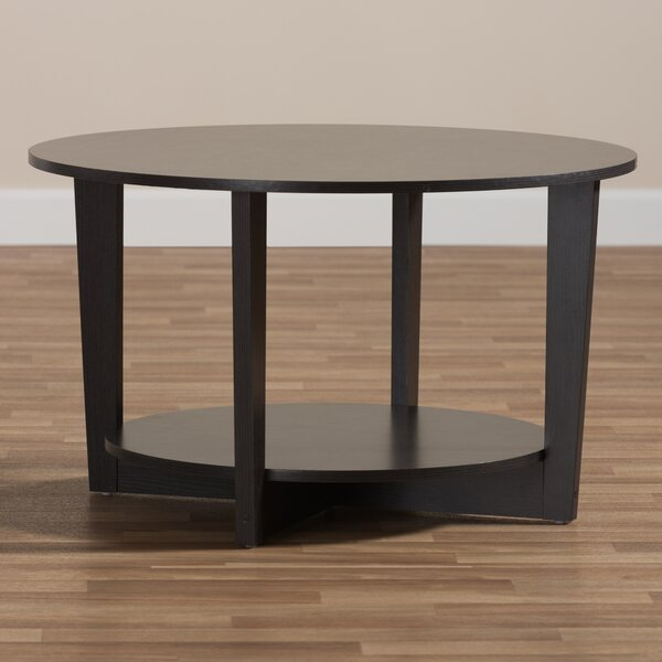 Hinesville Wooden Coffee Table By Ebern Designs