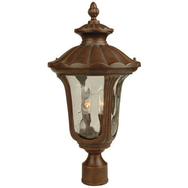 Livonia 2-Light Lantern Head by Astoria Grand