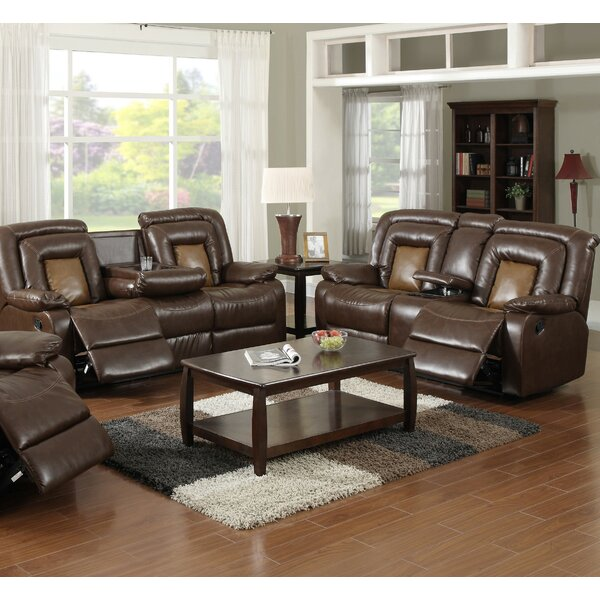 Ruelas 2 Piece Reclining Living Room Set
