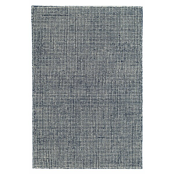 Matrix Ink Wool Tufted Area Rug Sample by Dash and Albert Rugs