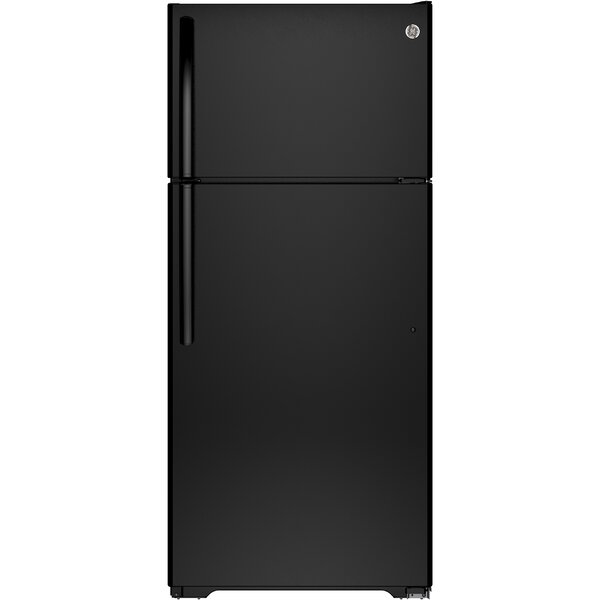 15.5 cu. ft.  Energy Star® Top Freezer Refrigerator by GE Appliances