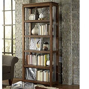 Coffey Standard Bookcase by Darby Home Co