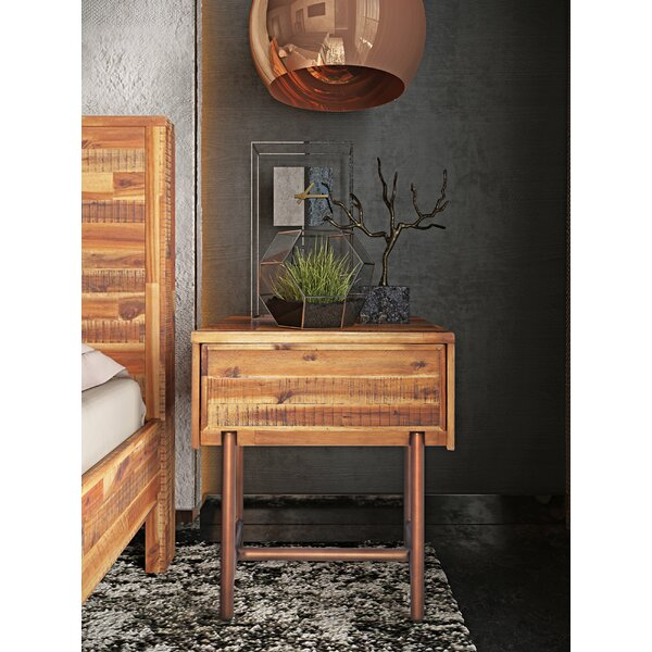 Clover 1 Drawer Nightstand by Foundry Select