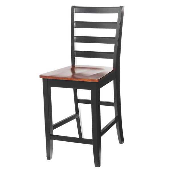 Jesenof Solid Wood Dining Chair (Set of 6) by Red Barrel Studio