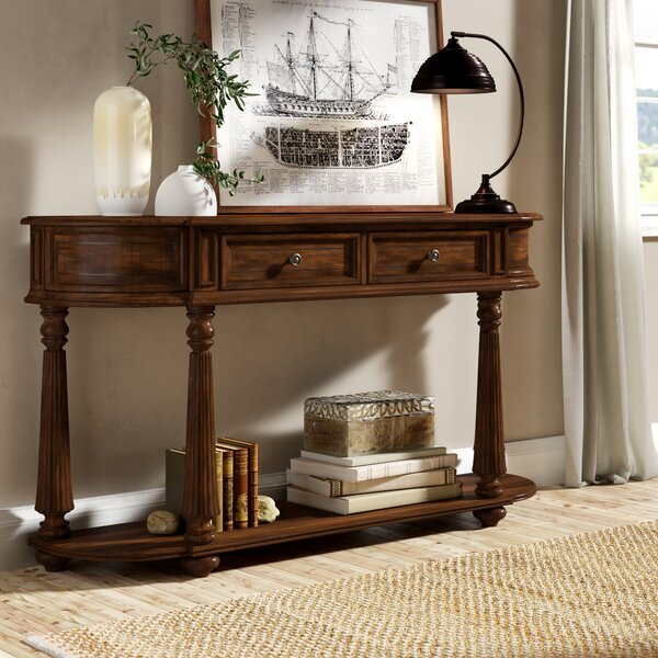 Review Leesburg Console Table