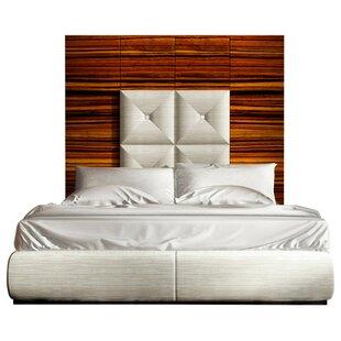 Huggins Panel Bed by Latitude Run