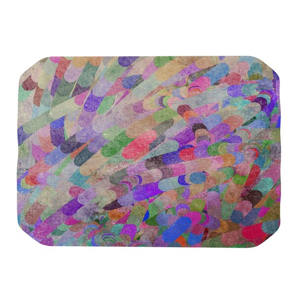 Abstract Placemat by KESS InHouse