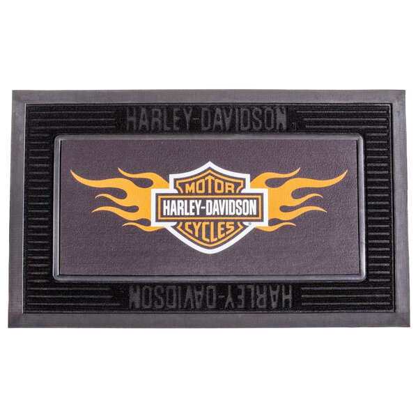 Harley-Davidson® Doormat by Evergreen Enterprises