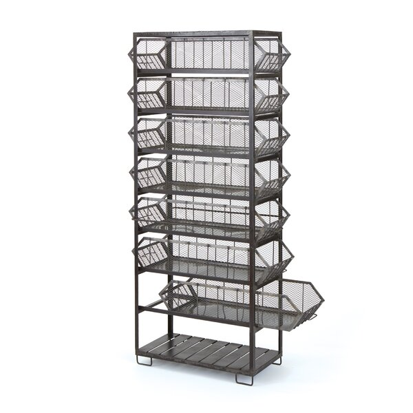 Aubrie Etagere Bookcase by 17 Stories
